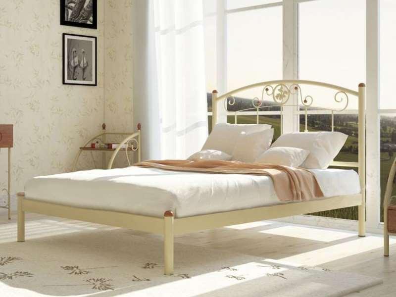Кровать Монро металлическая