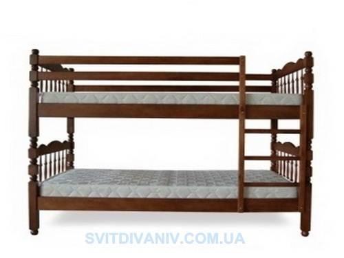 Кровать двухъярусная Трансформер 2 фабрика тис